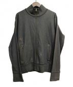 Paul smith JEANS(ポールスミスジーンズ)の古着「スウェットジャケット」|ブラック