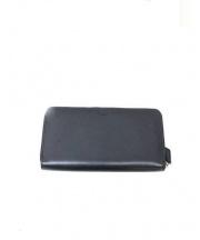 GIVENCHY(ジバンシー)の古着「バンビラウンドファスナー長財布」|ブラック