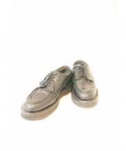 foot the coacher(フットザコーチャー)の古着「COUNTRY MANNER U-TIP」|ブラック