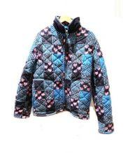 BOHEMIANS(ボヘミアンズ)の古着「キルティングジャケット」|ブルー