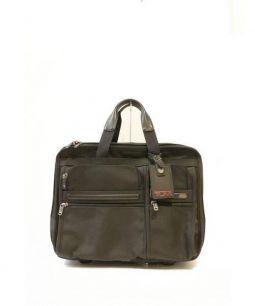 TUMI(トゥミ)の古着「2輪キャリーバッグ」|ブラック