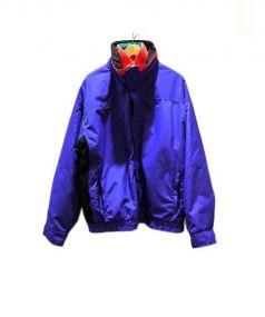 Columbia(コロンビア)の古着「90'sライナー付ナイロンジャケット」|ネイビー×オレンジ