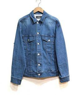 WHEIR(ウェア)の古着「デニムジャケット」|インディゴ