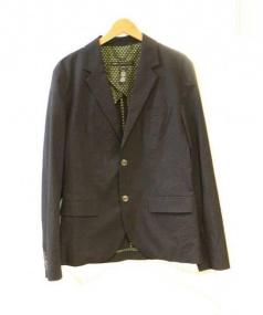 MARC JACOBS(マークジェイコブス)の古着「テーラードジャケット」|ネイビー