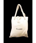 CLANE(クラネ)の古着「3 POCKET TOTE BAG」|ホワイト