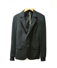 DIESEL(ディーゼル)の古着「テーラードジャケット」 ブラック