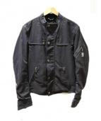 Belstaff(ベルスタッフ)の古着「モーターサイクルジャケット」|ブラック