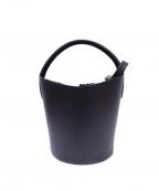MILOS(ミロス)の古着「バケットバッグ」|ブラック