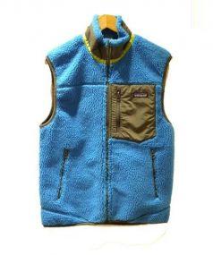 Patagonia(パタゴニア)の古着「クラシックレトロベスト」|ブルー