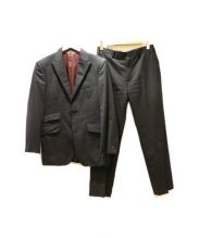 BURBERRY BLACK LABEL(バーバリーブラックレーベル)の古着「セットアップ2Bスーツ」|ブラック