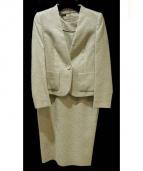 ESCADA(エスカーダ)の古着「セットアップスーツ」|グレー