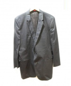 HUGO BOSS(ヒューゴボス)の古着「テーラードジャケット」|ブラック
