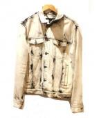 Marc by Marc Jacobs(マークバイマークジェイコブス)の古着「デニムジャケット」|ブルー