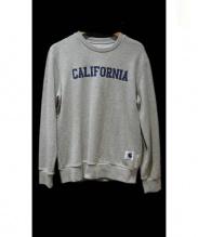 carhartt×Ron Herman(カーハート×ロンハーマン)の古着「CALIFORNIAスウェット」|グレー