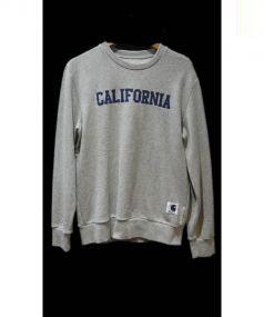 carhartt×Ron Herman(カーハート×ロンハーマン)の古着「CALIFORNIAスウェット」 グレー