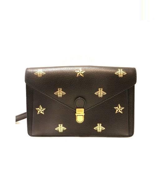 buy online f6b8b 294f1 [中古]GUCCI(グッチ)のレディース バッグ ビースターベルトバッグ