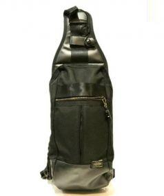 PORTER(ポーター)の古着「ボディーバッグ」|ブラック