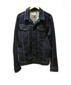 DIESEL(ディーゼル)の古着「デニムジャケット」|ブルー