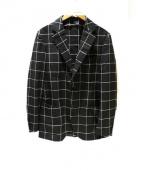 TOMORROWLAND(トゥモローランド)の古着「テーラードジャケット」|グレー