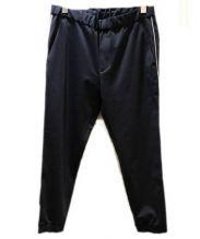 BLACK LABEL CRESTBRIDGE(ブラックレーベルクレストブリッジ)の古着「サイドラインテーパードパンツ」