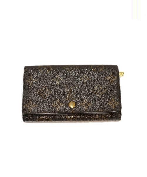 size 40 a6778 30e13 [中古]LOUIS VUITTON(ルイヴィトン)のレディース 服飾小物 2つ折り財布