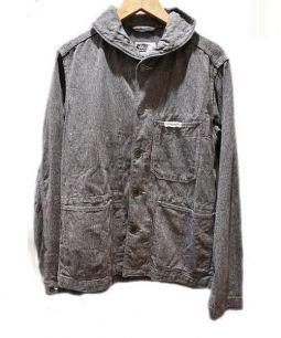Engineered Garments(エンジニアードガーメンツ)の古着「カバーオール」 グレー