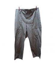 URU(ウル)の古着「コットンワイドパンツ」 グリーン