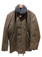 GOLDEN FLEECE(ゴールデンフリース)の古着「裏ボアデッキジャケット」