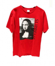 Supreme(シュプリーム)の古着「Mona Lisa Tee」 レッド