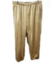 Supreme(シュプリーム)の古着「Velour Warm Up Pants」 ベージュ