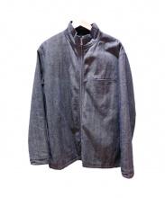 A.P.C(アーペーセー)の古着「デニムジップアップジャケット」