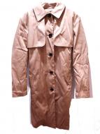 iCB(アイシービー)の古着「ダウンライナー付ステンカラーコート」