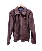 ROTAR(ロータ)の古着「スウェードレザージャケット」