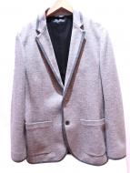 EPOCA UOMO(エポカウォモ)の古着「パイピングジャケット」