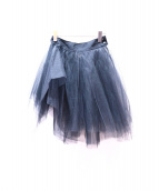 COMME des GARCONS tricot(コムデギャルソントリコ)の古着「チュールスカート」