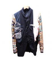 COMME des GARCONS Homme Plus(コム デ ギャルソン オム プリュス)の古着「マルチパターンライニングジャケット」