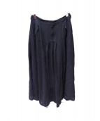 MERVEILLE H.(メルベイユアッシュ)の古着「ロングスカート」
