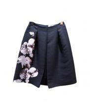 FENDI(フェンディ)の古着「花刺繍スカート」