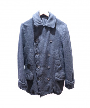 COMME des GARCONS HOMME(コムデギャルソンオム)の古着「ワッシャー加工コート」