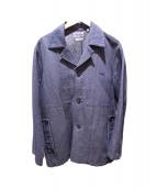 BLUE BLUE(ブルーブルー)の古着「インディゴジャケット」