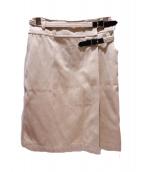 CHANEL(シャネル)の古着「巻きスカート」