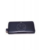 ANYA HINDMARCH(アニヤハインドマーチ)の古着「長財布」