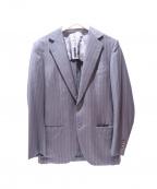 TOMORROWLAND(トゥモローランド)の古着「セットアップスーツ」|ブラウン