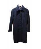 M-premier(エムプルミエ)の古着「アンゴラ混コート」