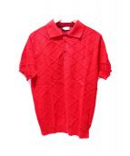 Dior HOMME(ディオールオム)の古着「ポロシャツ」