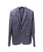 Dior Homme(ディオールオム)の古着「装飾テーラードジャケット」