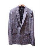 Christian Dior(クリスチャン ディオール)の古着「刺繍テーラードジャケット」