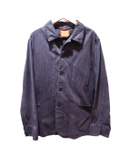 KATO(カトー)の古着「ワークジャケット」|グレー