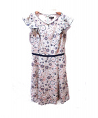 TOCCA(トッカ)の古着「花刺繍ワンピース」