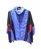 NIKE(ナイキ)の古着「ジップアップジャケット」|ブルー